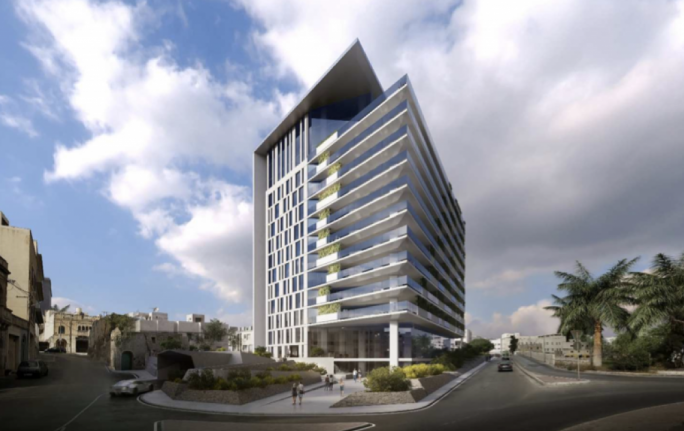 14-storey tower set to dominate Qormi entrance