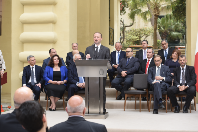 Minimum wage was finally increased, gradually over a three-year period, under Joseph Muscat and in agreement with unions and employers organisations