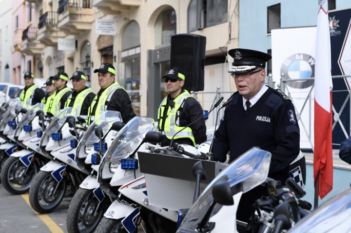 Malta police arrests: normality and working institutions? That's a kaleidoscopic hall of mirrors kind of statement…