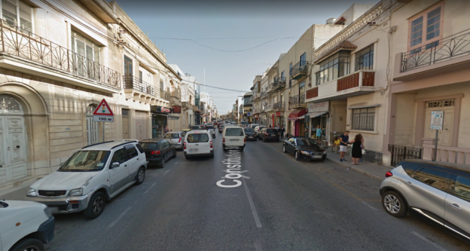 Pregnant woman, newborn hospitalised after Mosta crash