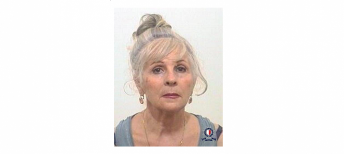 Elderly woman reported missing to the police