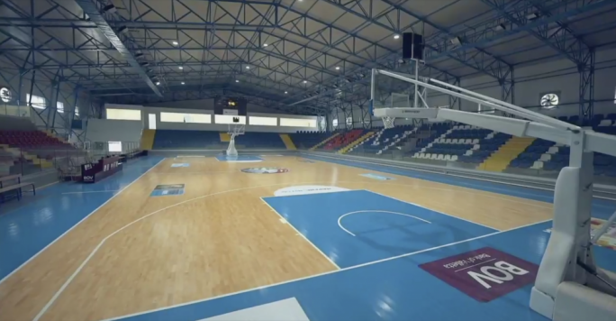 Ta' Qali basketball pavilion made more accessible and can now seat 1,000