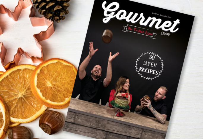 Gourmet Today Christmas issue out this Sunday with MaltaToday