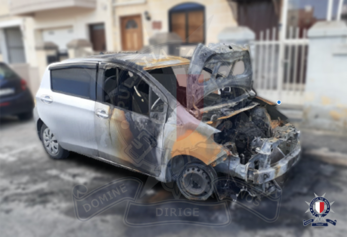 Man granted bail over New Year's day car arson