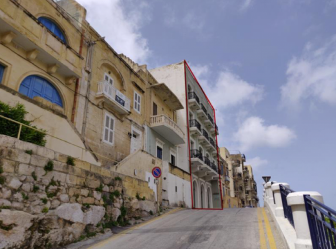 The existing buildings to be demolished are located in Triq San Xmun and in Triq il-Punici
