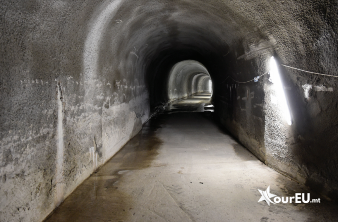 20 kilometres of underground tunnel helped Malta manage its flooding problems