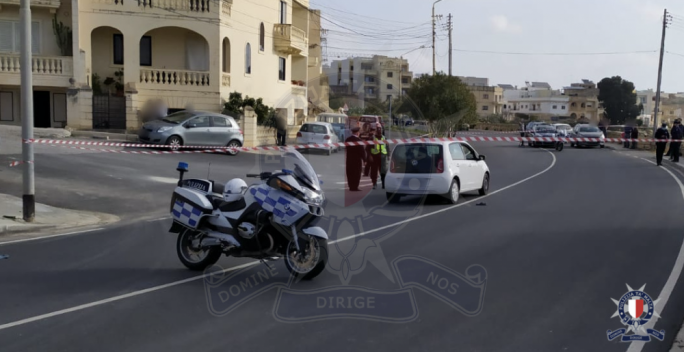 Woman dies after being run over in Qrendi