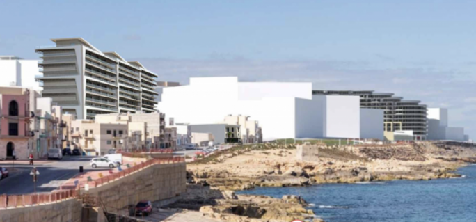 Council gives its green light to three towers that will dominate Xgħajra
