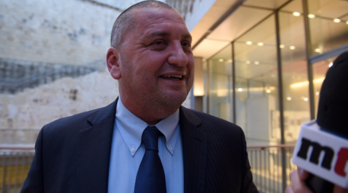 Karl Izzo has refuted suggestions that his ambassadorship is down to his friendship with Prime Minister Joseph Muscat