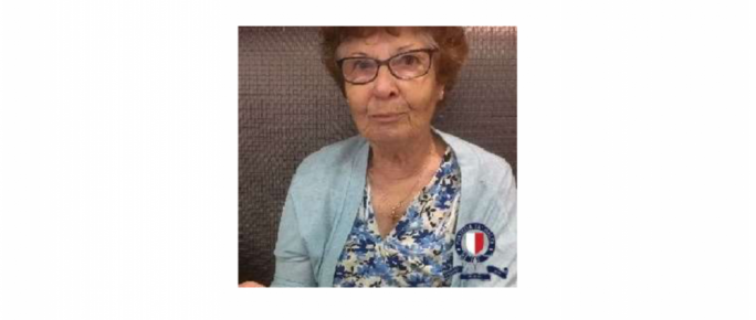 Elderly woman reported missing since Thursday