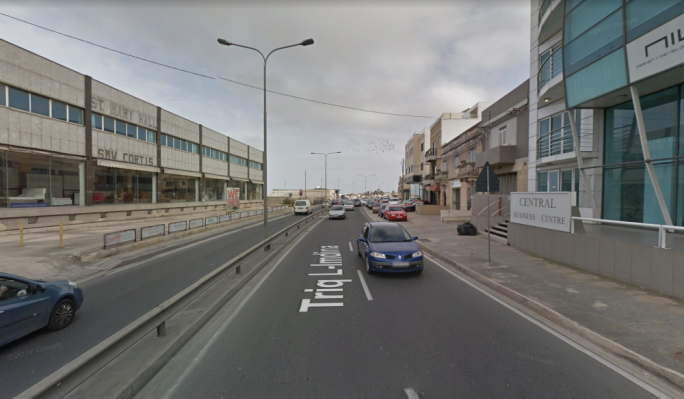 Man injured in Zebbug crash