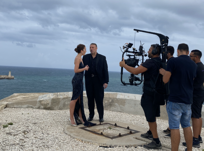 Tenor Joseph Calleja's Christmas Day TV special showcases beauty of Malta