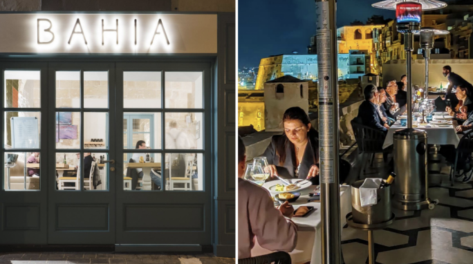 Bahia and ION at The Harbour are the new additions to the Maltese league of Michelin-starred restaurants
