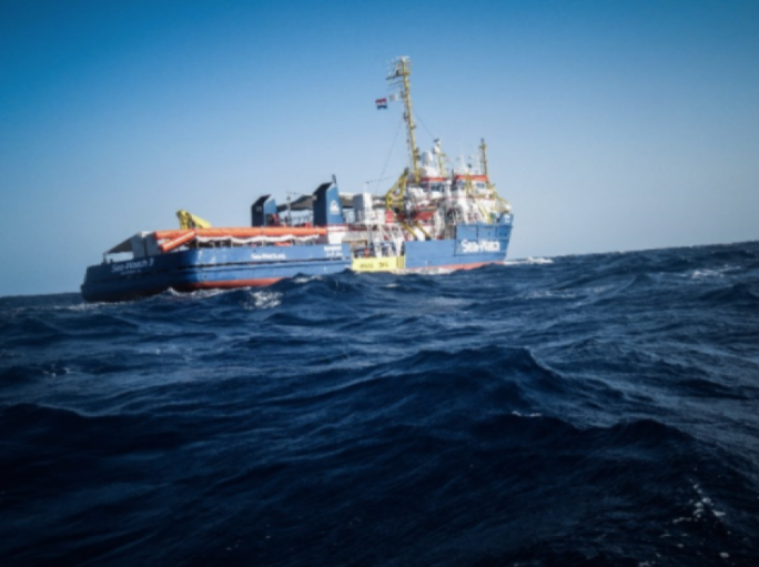 The Sea-Watch 3 has been stranded off the coast of Sicily for 11 days