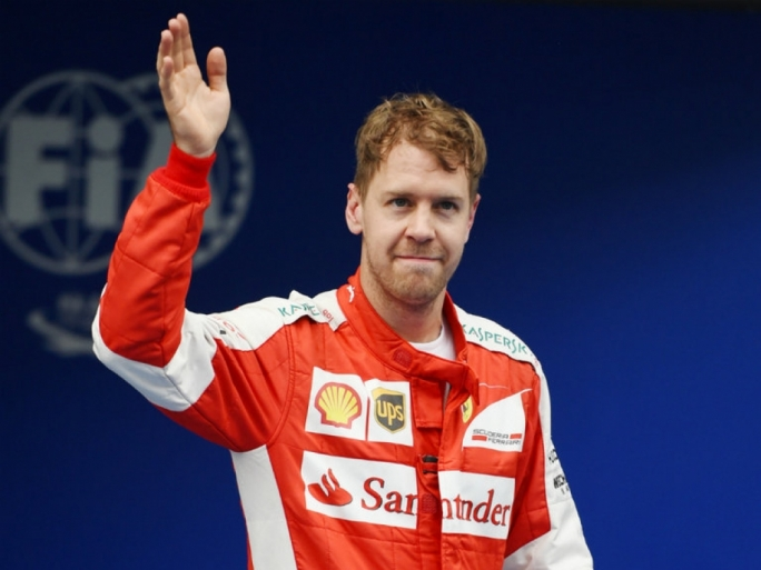 Sebastian Vettel: Victory on an emotional day in Hungary