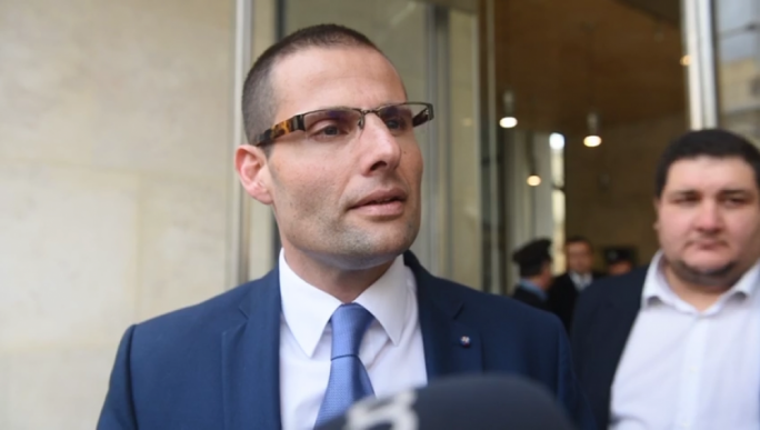 [WATCH] Prime Minister says Caruana's resignation is example of ethical conduct expected of his MPs