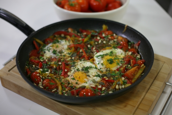 [WATCH] Shakshuka