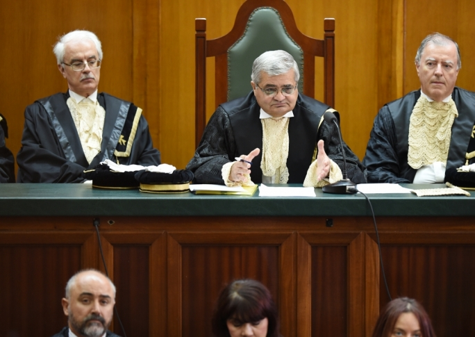 Chief Justice Silvio Camilleri. (Photo: Ray Attard)