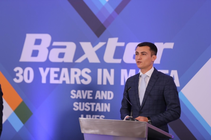 Baxter Malta expands production by 20% as it adapts capacity to help fight COVID-19