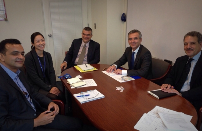 Busuttil calls for more transfers of refugees to the US