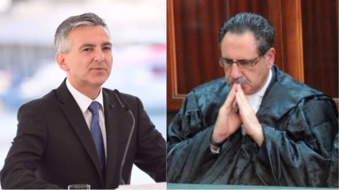 Simon Busuttil was referred to as 'LOO' by judge's MEP wife, court hears