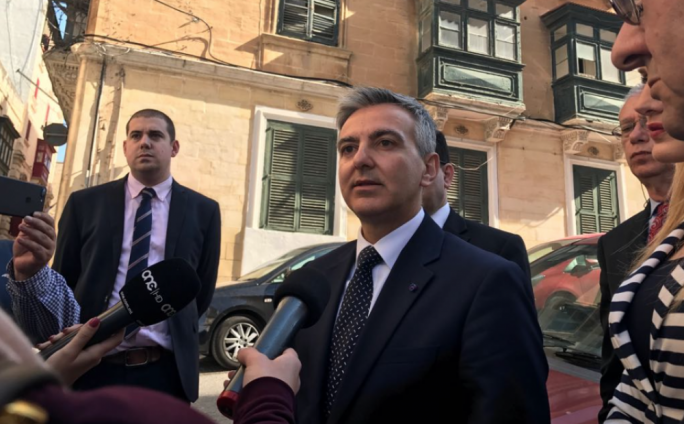 [WATCH] Busuttil: Parties shouldn't be 'investigated and judged' by Electoral Commission