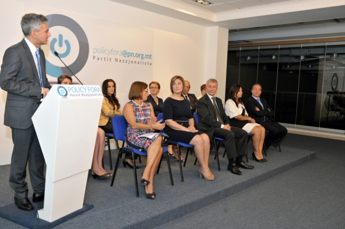 [WATCH] 'Government must deliver what it promised' - Busuttil