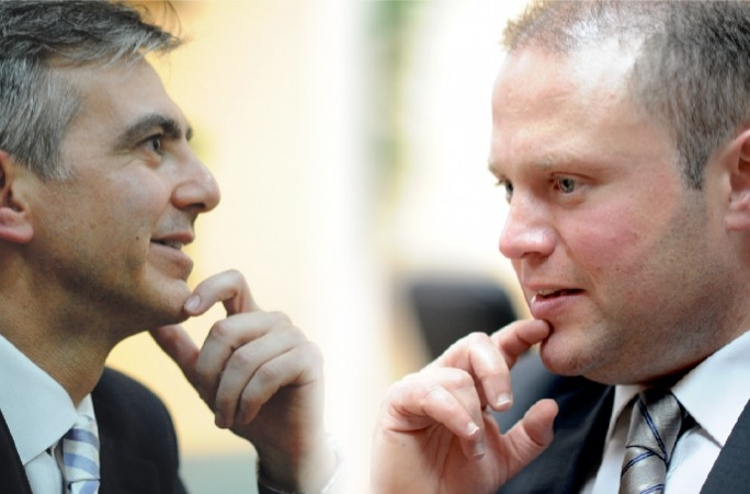 Muscat's attacks on Busuttil may end up helping the PN