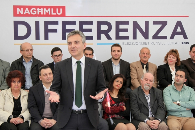 PN 'realistic' but wants to make a difference, Busuttil says