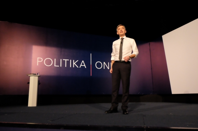 On Simon Busuttil's transparency