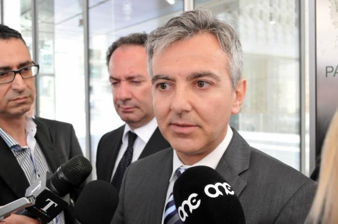 Simon Busuttil going to China 'to see what Mizzi's wife is doing'