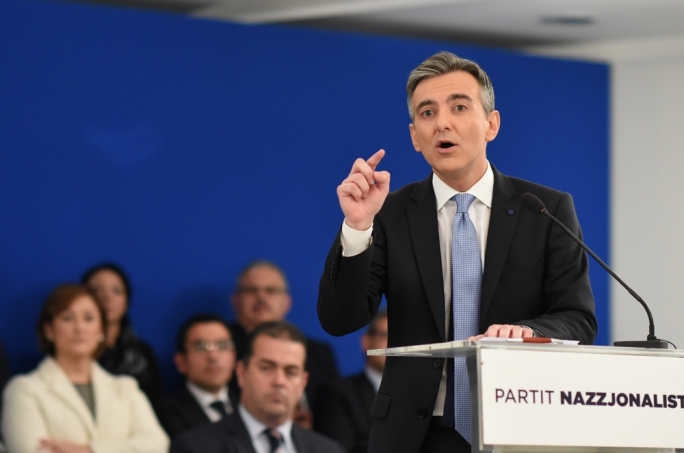 [WATCH] Busuttil: Muscat has lost control of situation