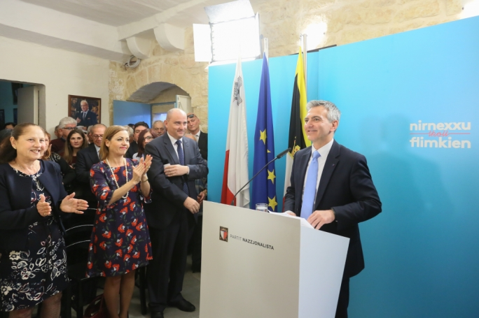 Busuttil promises national infrastructure overhaul, including metro