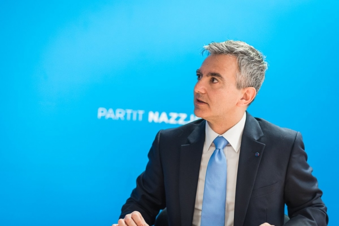 Busuttil says PN 'will give voice' to disgruntled Sliema residents