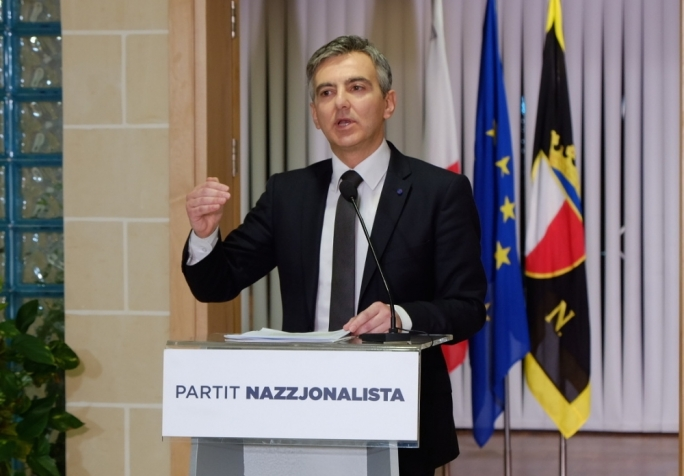 Busuttil calls for 'united and global response against terrorism'