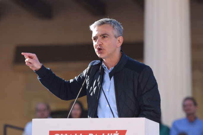 [WATCH] PN leader urges President Coleiro Preca to ask for Prime Minister's resignation