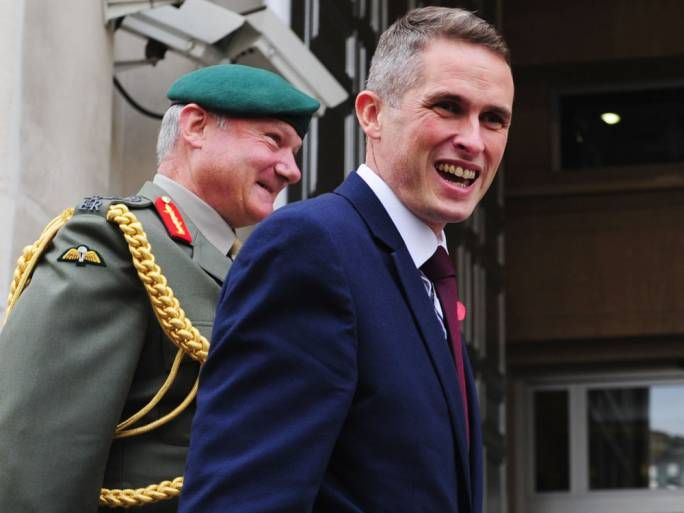 Gavin Williamson has approved an appeal asking the Treasury to invest more money (Photo: Sky news)