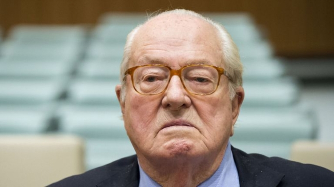 Jean-Marie Le Pen, 90, is currently the oldest MEP