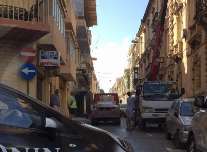 Sliema council concerned at excavation works during 'summer break'