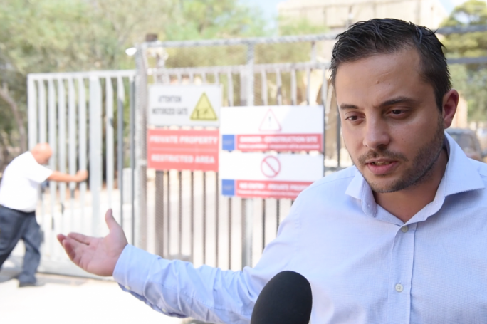 Gżira mayor blasts tribunal's decision to confirm fuel station relocation to public garden