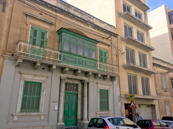 'Disney-fied' Sliema townhouse angers conservationists