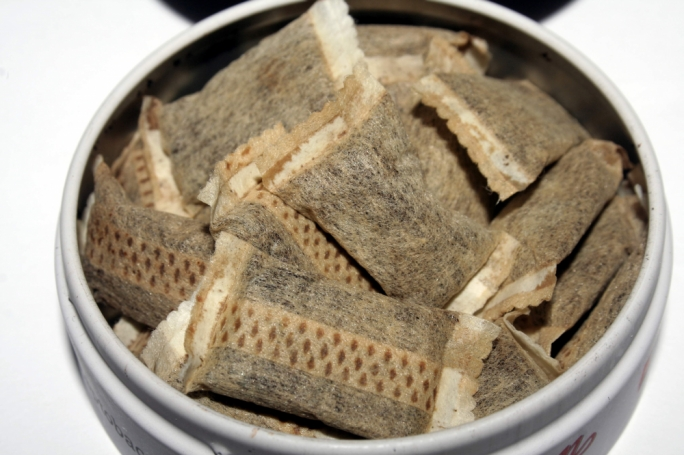 Customs seize 66kg of chewing tobacco