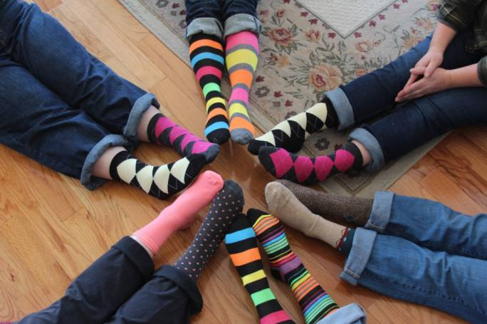 Beyond mismatched socks: mums on raising children with Down's Syndrome