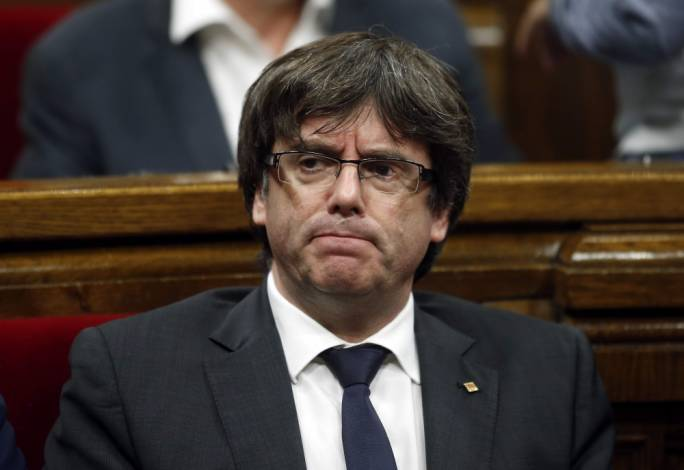 Former Catalan President Carles Puigdemont has been detained by German police