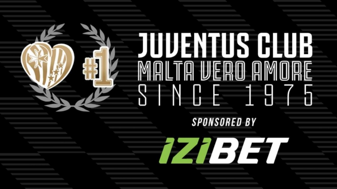 The sponsorship agreement between Izibet and Juventus Club Vero Amore will run for three years