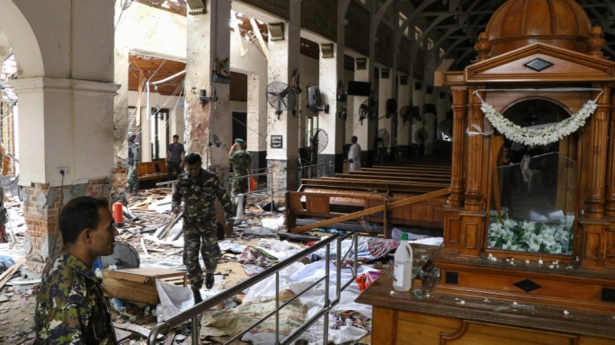Sri Lanka attacks death toll rises to 290
