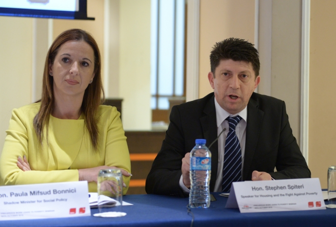 Government must regulate rent market, PN MP tells precarious work forum