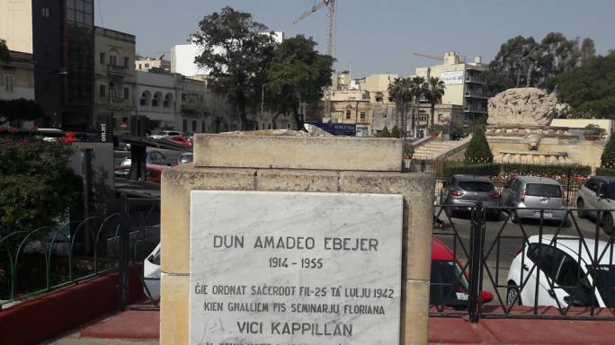 Zabbar man admits to theft of bronze bust from Msida