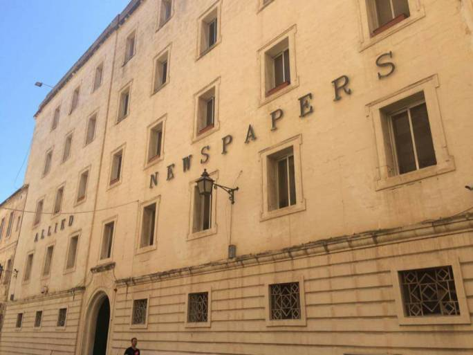 Superintendence wary of Valletta excavations under Times building