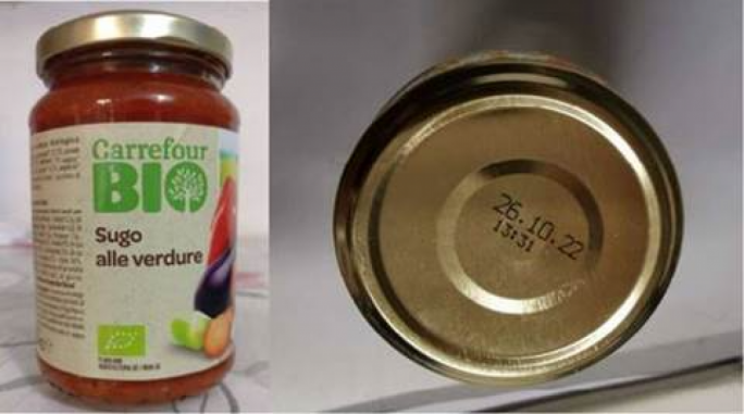 Health directorate issues warning over vegetable sauce